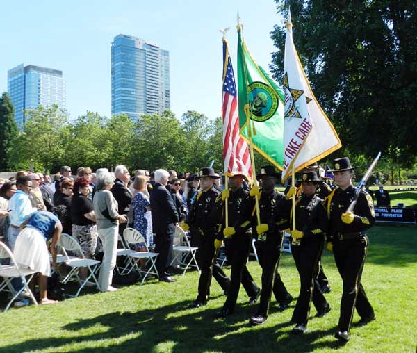 Honor Guard Does 'Whatever It Takes' to Pay Tribute to